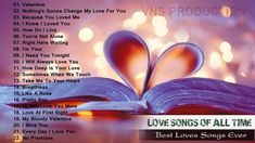 Best Valentine's Day Songs Top 100 Love Songs 2015 Playlist List - YouTube