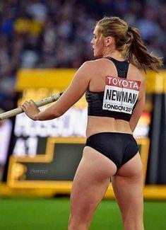 Lebron James, Alysha Newman, Track Meet, Cheerleading Pictures, Ripped Girls, Sport Bikinis, Pole Vault, Female Gymnast, Olympic Athletes