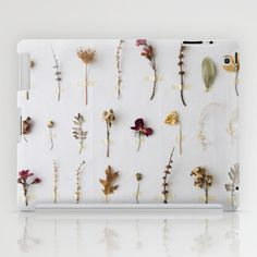 FLORA STUDY iPad Case by Miles of Light - $60.00