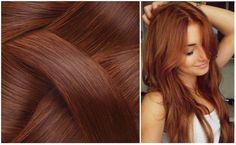 Long Hair With Bangs, Long Curly Hair, Curly Hair Styles, Ginger Hair Color, Red Hair Color, Rosa Hair, Short Grunge Hair, Honey Brown Hair, Bronze Hair
