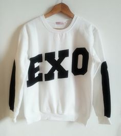 Amazon.com: KPOP EXO SBS Gayo Daejun Daejeon Sweater EXO-M EXO-K Hoodies: Sports & Outdoors