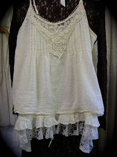Image result for romantic linen tops