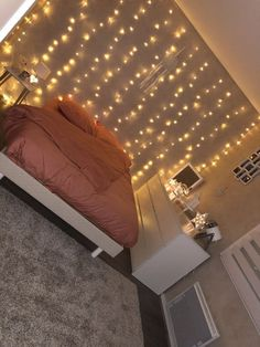 room decor for a cozy bedroom can be for kid's rooms or teen girls' bedro., room decor for a cozy bedroom can be for kid's rooms or teen girls' bedrooms Girl Bedroom Designs, Room Ideas Bedroom, Bedroom Themes, Bedroom Inspo, Design Bedroom, Diy Room Ideas, Teen Room Designs, Bedroom Posters, Dorms Decor