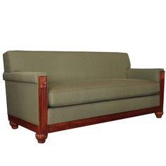 Sofa Attributed to Paul Follot