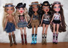 Bratz Wild Wild West | Flickr - Photo Sharing!