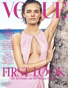 Vogue Netherlands July/August 2015. Click on the image to see more.