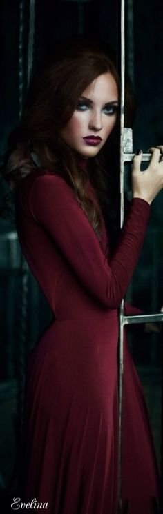 Shades Of Maroon, Maroon Color, Burgundy Color, Burgundy Fashion, Burgundy Wine, Beautiful Outfits, Glamour, Fashion Outfits, Beauty