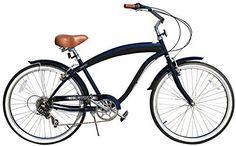 Fito Men's Modena Sport 7-Speed 26-Inch Wheel Beach Cruiser Bike - http://www.bicyclestoredirect.com/fito-mens-modena-sport-7-speed-26-inch-wheel-beach-cruiser-bike/