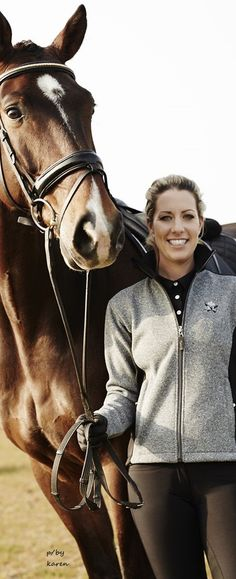Diamond Cowgirl ~ Charlotte Dujardin OBE is an elite British dressage rider, Double Gold Medalist at the London 2012 Olympics Games, European Champion, World Champion and holds all three World Records in Dressage.