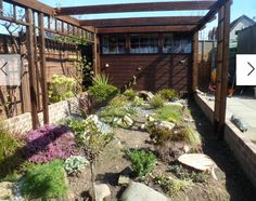Great example of a tortoise enclosure. Photo from photobucket