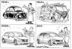 B Scandal, Volkswagen, Peanuts Comics, Cartoons, Drawings, Cartoon, Cartoon Movies, Comics And Cartoons, Comic Books