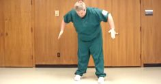 "Nurses Perform Lip Synch And Dance To ""Footloose"" via LittleThings.com"
