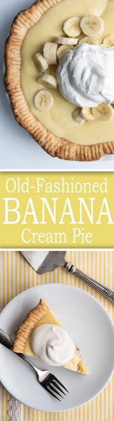 This is going to sound oxy-moronic but this unbelievably delicious, old-fashioned banana cream pie is made in the microwave. Well, the…