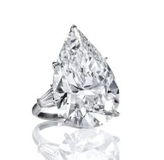 6 ct. Harry Winston that was worn in Legally Blonde