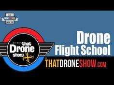 American Flyers Flight School Drone - YouTube