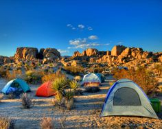 16 Spectacular National Park Campgrounds