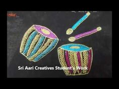 Aari Embroidery Classes In Chennai/ Sri Aari Creatives students 2018 in Chennai Aari Embroidery, Chennai, Blouse Designs, Stitches, Students, India, Creative, Youtube, Dots