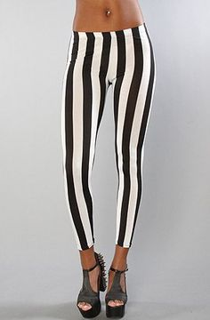 NYC Boutique The Sage Leggings in Black & White NYC Boutique. $35.00
