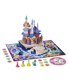 Look what I found on #zulily! Disney Princess Pop- up Magic Castle Game #zulilyfinds