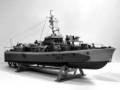 Vosper 73' Type 1 MTB, Airfix 1/72 | Plastic Models World