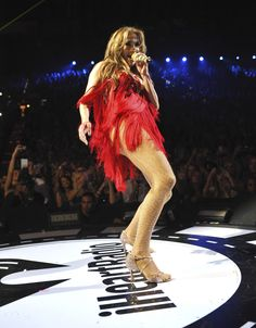 Jennifer Lopez at the iHeartRadio Music Festival 2011. Enter now for a chance to win a trip and tickets to iHeartRadio Music Festival 2012: http://vegas.iheart.com/go/iheartradio-music-festival/   Listen to your own Jennifer Lopez inspired station on iHeartRadio: http://www.iheart.com/#/artist/Jennifer-Lopez-35549/?pname=pinterest=jloradio