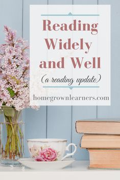 Reading Widely and Well (a reading update) — Homegrown Learners Book Club Reads, Book Club Books, Homeschool Curriculum Reviews, Homeschooling, Summer Reading Lists, Little Books, Read Aloud, Book Recommendations, Wellness