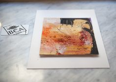 Angela Smets is a BCA Munich artist selling her artwork through ebay.  http://www.ebay.com/usr/bigcityartists