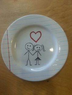 More Pottery Painting Ideas and Crafts - - Because in that case, you can turn to pottery painting ideas and designs. The idea of getting involved in pottery painting ideas and crafts. Painted Ceramic Plates, Hand Painted Ceramics, Ceramic Painting, Diy Painting, Pottery Painting Ideas Easy, Pottery Painting Designs, Pottery Designs, Pottery Ideas, Glazes For Pottery