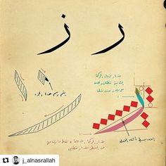 No photo description available. Calligraphy Lessons, Calligraphy Tools, Calligraphy For Beginners, Calligraphy Tutorial, Arabic Calligraphy Design, How To Write Calligraphy, Calligraphy Letters, Islamic Calligraphy, Caligraphy