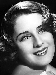 Norma Shearer, August 1933