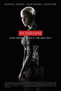 There was no one in this movie that had any redeeming qualities. *SPOILER* I'm glad robot girl killed them both!