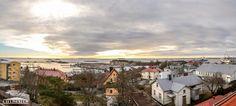 Merinäköala ja Itäsatama. As Oy Hangon Majakka