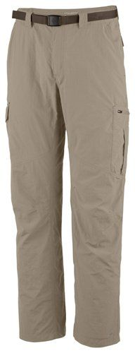 Camp Clothing - Columbia Silver Ridge Tall Cargo Pant 36 Fossil *** Read more at the image link.