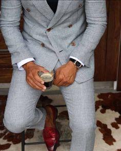 Double Breasted      Gentleman's Essentials