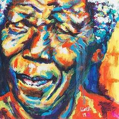 Madiba by Larry Ger