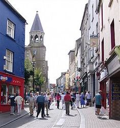 Main Street, Wexford, Co Wexford - Mother's people!