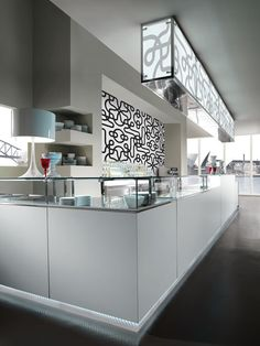 Italian Bar Furniture Design - Model MULTIFOOD