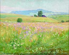 Frühlingswiese by Robert Kiener