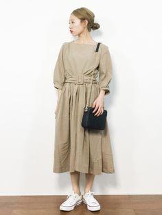 3e8266bc9c626 りっぴー(ZOZOTOWN)|natural coutureのワンピースを使ったコーディネート