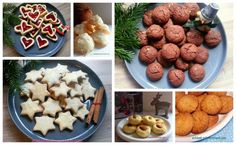 Weihnachtskekse low carb
