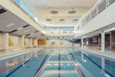 Franck Bohbot's Portfolio - Swimming Pool