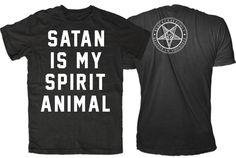 Satan Is My Spirit Animal