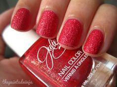 JulieG Hot Cinnamon by the painted ninja, via Flickr #thepaintedninja #nailpolish #hpbloggers