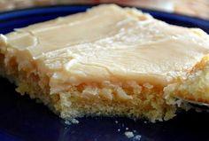 Peanut Butter Texas Sheet Cake: 2 c. all-purpose flour 2 c. sugar t. salt 1 t. baking soda 1 c. butter 1 c. water c. creamy peanut butter 2 eggs, beaten 1 t. vanilla extract c. buttermilk Peanut Butter Icing: c. creamy peanut butter c. Peanut Butter Sheet Cake, Peanut Butter Icing, Best Peanut Butter, Peanut Butter Recipes, Food Cakes, Cupcake Cakes, Cupcake Ideas, Easy Desserts, Delicious Desserts