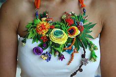 Bounty Garden - Necklace