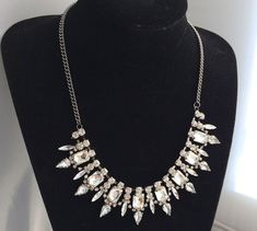 WHOLESALE FASHION JEWELRY ACCESSORIES NEW DESIGN LADY BIB STATEMENT LUXURY MIXED MULTI CRYSTAL NECKLACE COLLAR