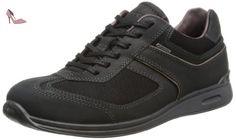 Ecco MOBILE II 202633, Chaussures à lacets femme - Noir (Noir-TR-H5-263), 38 EU - Chaussures ecco (*Partner-Link)