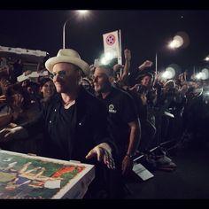 Pizzaiolo Bono #U2ieTour
