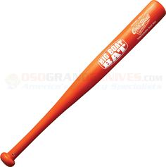 Cold Steel 91BTBZ Big Boat Bat (24.0 Inch Orange Polypropylene)…
