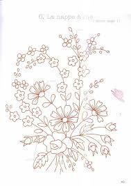 Resultado de imagen para patrones de bordado GRATIS